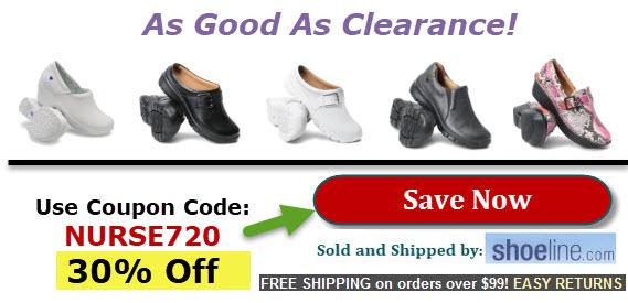Nurse Mates Shoes Clearance Deals